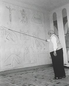 Matisse: stick drawing