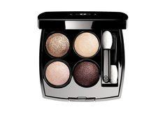 Les 4 Ombres Poésie de Chanel http://www.vogue.fr/beaute/shopping/diaporama/15-palettes-fard-a-paupieres-rentree-2014/19898/image/1041367#!les-4-ombres-poesie-de-chanel