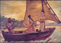 Sreerama Crossing Sarayu River