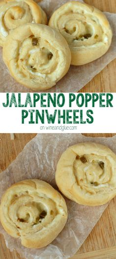 Jalapeño Popper Pinwheels | An easy and addictive appetizer!