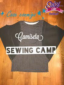 Ya os conté mucho sobre esta camiseta en este post , con muchas fotos para ir abriendo boca. Hoy por fin vamos a por la Camiseta Sewing C...