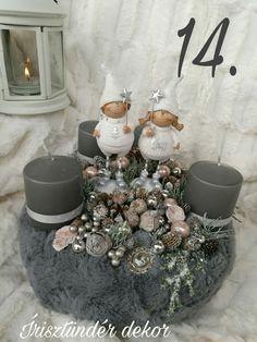 Christmas Advent Wreath, Christmas Clay, Nordic Christmas, Winter Christmas, Handmade Christmas, Christmas Time, Christmas Crafts, Xmas, Advent Wreaths