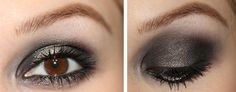 Best smoky eye tutorial I have seen.  Really helpful tips at the end.
