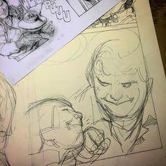 #mauriziorosenzweig #sbe #SergioBonelli #japan #frank #comics #godzilla #kaiju by mauriziorosenzweig