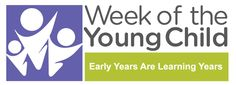 Week of the Young Child is April 22-28!