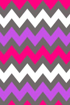 Gray, purple, pink, and white chevron wallpaper pattern Phone wallpaper background lock screen
