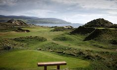 '18 Greatest Scottish Golf Holes' Book Photos - Machrihanish Dunes Golf Club