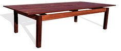 Coffee Table - Intro to Furniture Making at Community Woodshop in Los Angeles