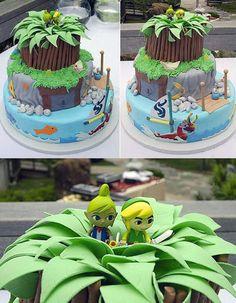 Edible The Legend of Zelda.