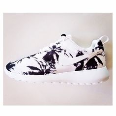 Palmtree nike shoes