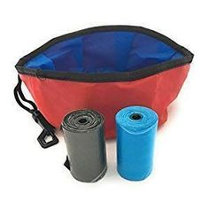Most up-to-date Photographs Duke Travel Dog Bowl w/Poop Bags (Large) Collapsible. Most up-to-date Photographs Duke Travel Dog Bowl w/Poop Bags (Large) Collapsible, Reusable Food and Big Dogs, Large Dogs, Small Dogs, Diy Dog Kennel, Kennel Ideas, Portable Dog Kennels, Collapsible Dog Bowl, Dog Cave, Bunny Cages