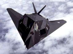 F-117 Nighthawk Stealth Fighter -- U.S. Air Force.