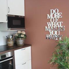 10 hjem malt i Warm Blush 2856 fra Jotun Warm, Home Decor, Homemade Home Decor, Interior Design, Home Interiors, Decoration Home, Home Decoration, Home Improvement