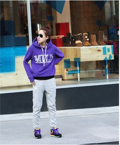 Casual and Comfortable Solid Color Loose-Fitting Trousers