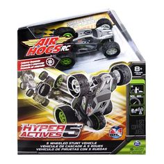 Air Hogs RC Hyper Actives 5 - 5 Wheeled 2.4 GHZ RC Stunt Vehicle - Green SpinMaster http://www.amazon.com/dp/B00DPGV1NG/ref=cm_sw_r_pi_dp_OSpmwb1T7HBP8
