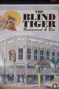 Blind Tiger #Shreveport, LA