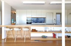 Martello Tower Home by Luigi Rosselli Architects (8)