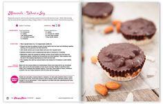 The Hungry Hottie Cookbook | Almond Joys