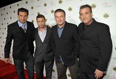 Baldwin Brothers - Billy, Stephen, Alec & Daniel