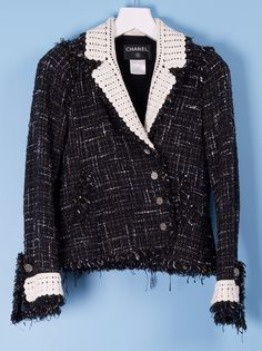 CHANEL JACKET @SHOP-HERS $1200