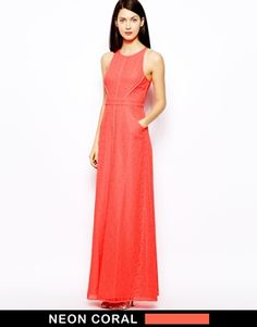 Whistles Corrine Maxi Dress in Lace. HKD$ 4,164.63