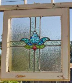 .. Antique Stained Glass Windows, Stained Glass Door, Tiffany Stained Glass, Stained Glass Flowers, Stained Glass Designs, Stained Glass Panels, Stained Glass Projects, Stained Glass Patterns, Leaded Glass