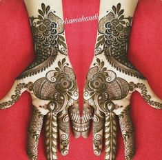 68 Ideas for tattoo rose men design beautiful Wedding Henna Designs, Peacock Mehndi Designs, Mehndi Desing, Dulhan Mehndi Designs, Best Mehndi Designs, Henna Mehndi, Mehndi Art, Simple Henna Patterns, Mehndi Patterns