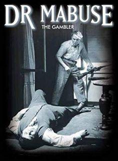Dr Mabuse - The Gambler [1922] [DVD]: Amazon.co.uk: Rudolph Klein-Rogge, Lil Dagover, Fritz Lang: DVD & Blu-ray