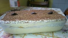 See related links to what you are looking for. Hungarian Desserts, Hungarian Cake, Hungarian Recipes, Garlic Bread, Cakes And More, Tiramisu, Bacon, Food And Drink, Pudding