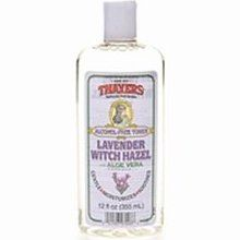 Thayer's Witch Hazel Facial Toner (Lavender). You have lavender  witch hazel. You can make this dummie.