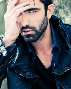one of my favorite photoshoot Perfect Beard, Perfect Man, Hot Beards, Men Are Men, Cool Poses, Epic Beard, Dream Guy, Facial Hair, Fashion Stylist