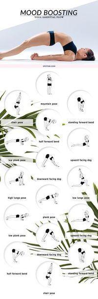 Les postures de yoga pour diminuer le stress #YogaTips102
