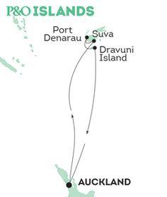 Fiji Encounter - P610N