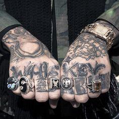 Yelawolf tattoos