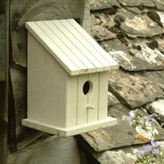 good basic birdhouse design