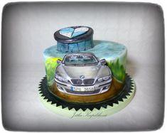 Dort pro milovníka BMW - Cake by Jitka