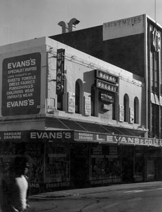 Location: Te Aro | Collection: Charles Fearnley | Read the full record details for Photograph: Evan'ss Drapery Store, 80 Cuba Street Cuba Street, Wellington New Zealand, New Zealand Landscape, British Isles, Drapery, Old Photos, Past, Photograph, Store