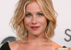 If I were to have ANY celebrity play me in a movie, it would be Christina Applegate Christina Applegate, Christina Ricci, Female Actresses, Hot Actresses, Beautiful Christina, Honey Shop, Gorgeous Hair, Cut And Color, Cute Hairstyles