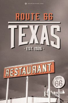 We've got a little trip to make your journey through North Texas a winner while road tripping Route 66.