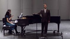 Daniel Teadt In Recital Recital, Piano, Singing, Music Instruments, Youtube, Musical Instruments, Concert, Pianos, Youtubers
