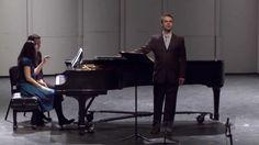 Daniel Teadt In Recital
