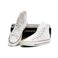 Converse High Top Chuck Taylor All Star Optical White Canvas Shoes cheap  shoes. The Surftown 973d45bf6