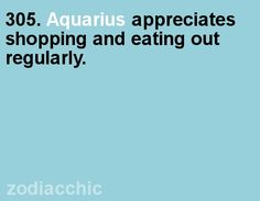 Zodiac Facts.  That's a fact!