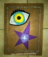 Un libro... 📚 Con un hueco secreto.... Haciendo cosas con los niños....