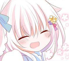 Cute Anime Chibi, Anime Cat, Kawaii Anime Girl, Anime Siblings, Anime Child, Demon Drawings, Cute Drawings, Cute Neko Girl, Satsuriku No Tenshi
