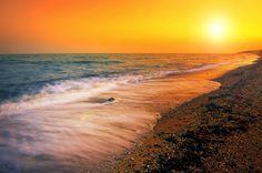 25 fotos del mar con olas, amaneceres, playas, sol, rocas, arena, palmeras y aguas cristalinas. - Amazing Seascapes | Banco de Imagenes