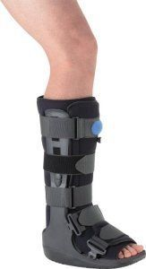 Ossur Air Equalizer Hi Top Walking Boot Small by Ossur Walking Boot. $38.20. The Equalizer Air Hi Top Walker is the premier walker by Ossur. Very few companies can match the comfort and lightweight features of the Equalizer Air Hi Top Walker. A patented pneumatic system controls swelling and pain. Used by orthopedists, podiatrists and physical therapists post-surgery and during rehabilitation following trauma and injury of the leg/ankle/foot.