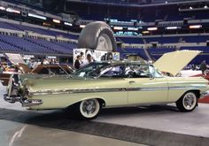 classic-car - 22976 -   59 Chevy Impala
