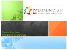 Inventive IT is an Oracle partner and align to the Oracle roadmap for its ERP products. We are proud members of Quest user group, which gives us a forum to understand our clients better and showcase our solutions worldwide. We provide JD Edwords Managed Services, CNC Managed Services and JD Edwords Enterpriseone services. #JDE #IT
