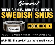 There is snus, and then there is SWEDISH snus